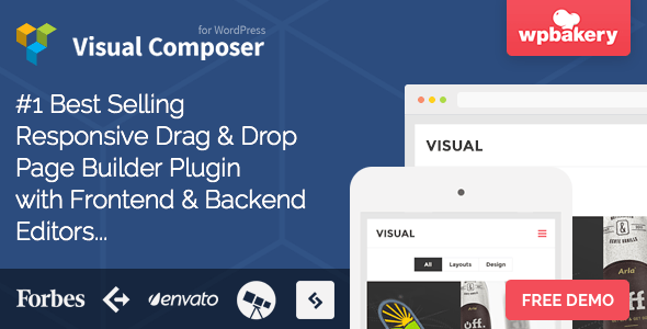 Codecanyon – Visual Composer v3.6.14.1 for WordPress