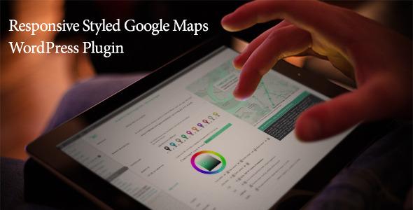 Responsive Styled Google Maps v2.17