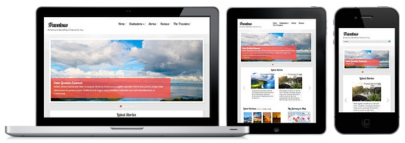 Travelous 1.3.3 – ColorLabs WordPress Theme