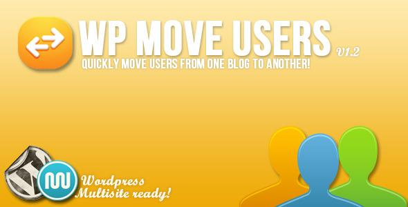 WP Move Users v1.2