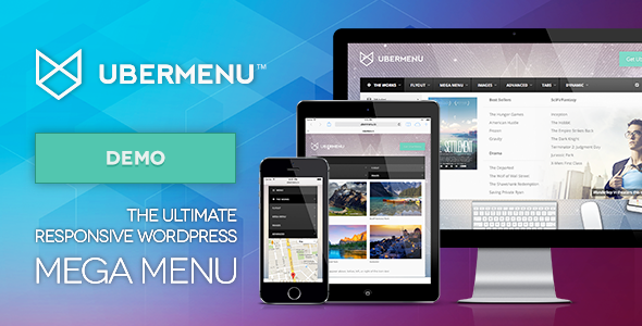 CodeCanyon – UberMenu v2.3.2.2 – WordPress Mega Menu Plugin