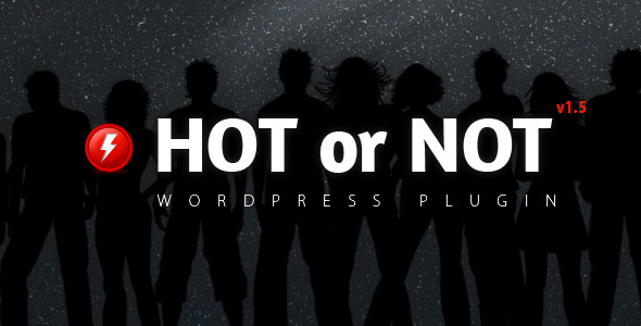 CodeCanyon – Hot or Not WordPress Plugin