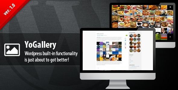 YoGallery v.1.0 – CodeCanyon WordPress Plugin