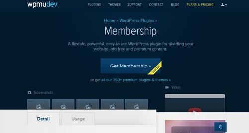 WPMUdev – Membership v3.4.61