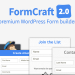 FormCraft v1.4.1 – Premium WordPress Form Builder