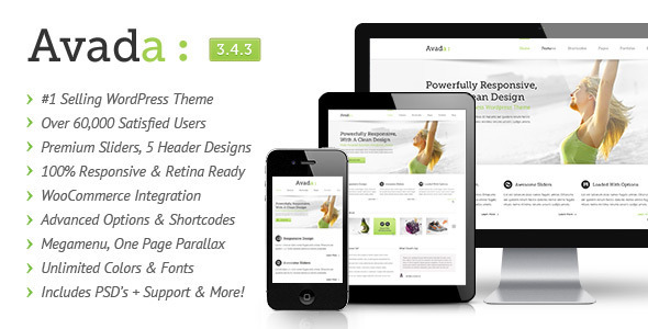 Avada Responsive Multi-Purpose Theme