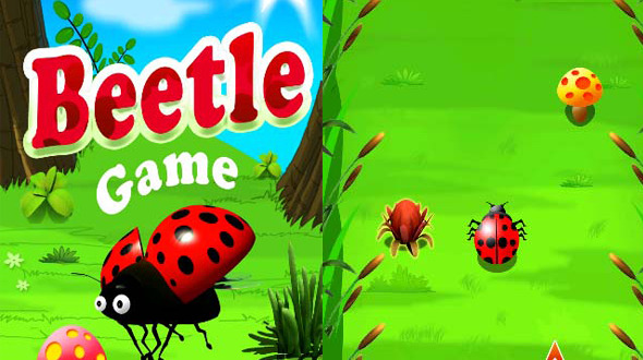 Beetle Game With AdMob