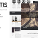 Elevetis — Premium One Page WordPress Theme