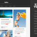 Fabulous — Responsive Masonry Blog WordPress Theme