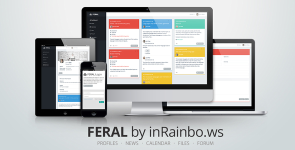 Feral - Social Communication Platform