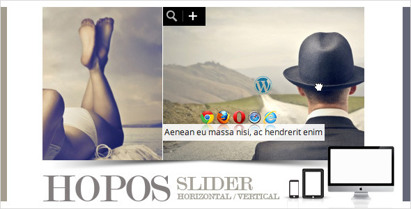 Hopos Post Slider - WordPress Plugin
