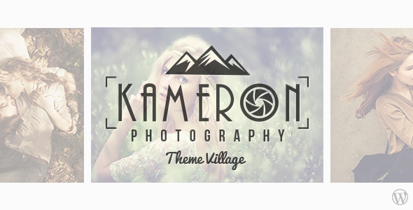 Kameron - Your Photography Portfolio