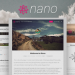 Nano — Minimalist & Highly Customizable WP Blog