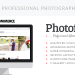 Photoform — Photography WordPress Theme