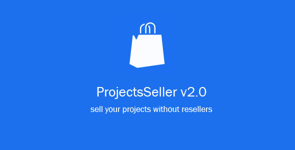 Projects Seller v2.0 - Pay to download
