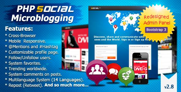 Social Microblogging
