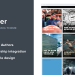 The Writer — Premium WordPress Blogging Theme