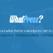 WhatPress? — Find what theme a WP site is using!