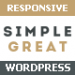 SimpleGreat — Premium WordPress WooCommerce theme