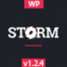 Storm — Clean Magazine & Blog Theme
