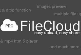 FileCloud про вер. 1.4